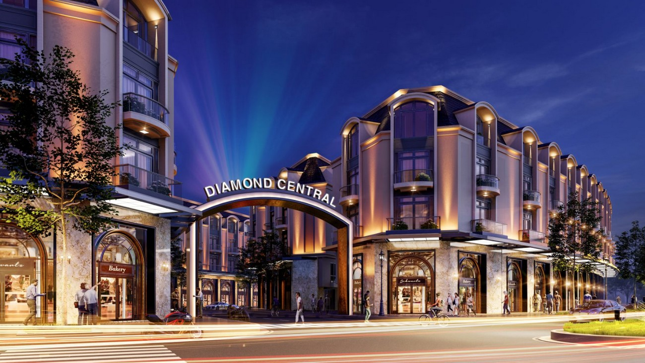 Diamond Central Biên Hoà